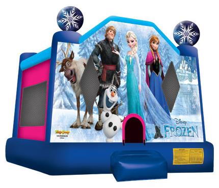 Frozen Medium Bounce House