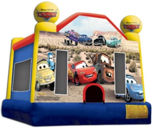 Disnay Cars Bounce House