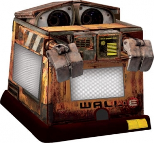 Wall-E Bounce House