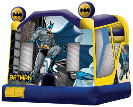 Batman Bounce House Combo