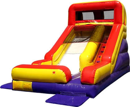 Bounce House Summer Splash Slide